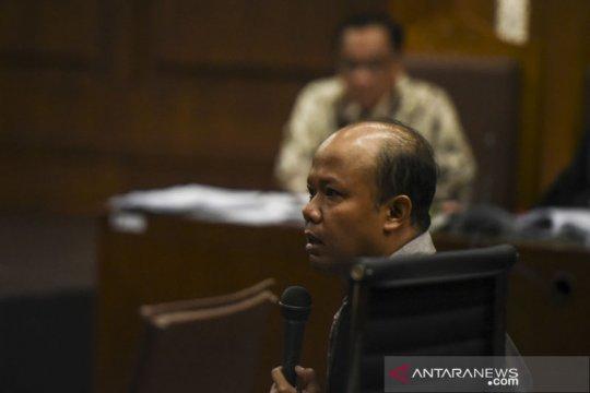 Mantan Ketua Tim Teknis mengaku tak terima aliran dana kasus KTP-el