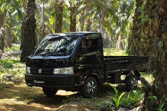 Kinerja ekspor Suzuki meningkat awal 2021, Carry jadi andalan