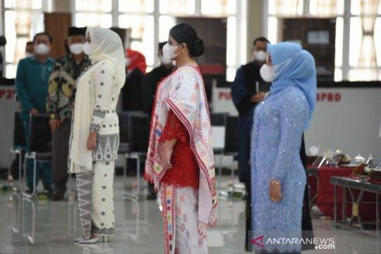 Putri Presiden Jokowi dilantik jadi Ketua PKK dan Dekranasda Medan