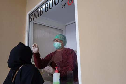 RSUD Mataram fasilitasi vaksinasi COVID-19 untuk lansia