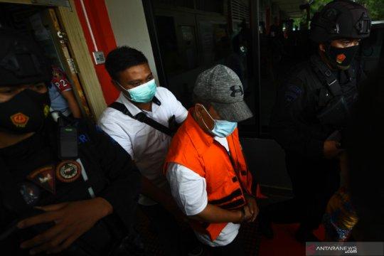 Terdakwa kasus korupsi hadiri pelantikan kepala daerah