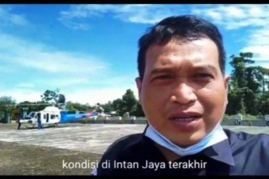 Situasi kamtibmas di intan Jaya kondusif