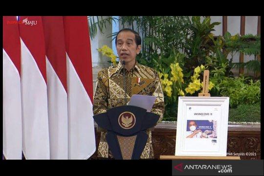 Presiden: Konektivitas digital harus berpegang pada kedaulatan