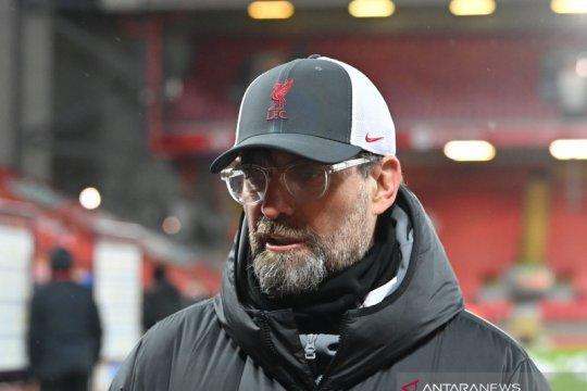 Klopp yakin Liverpool tidak perlu rombak skuat untuk musim depan