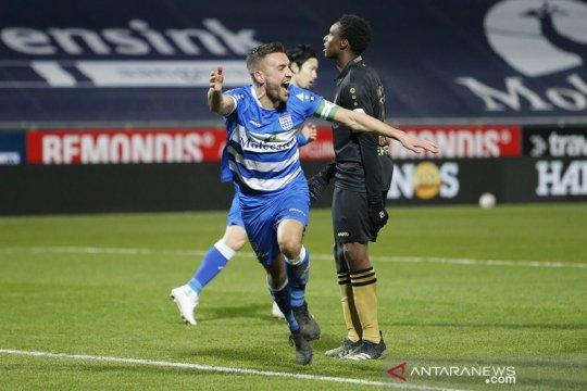 PEC Zwolle akhiri tren buruk saat hantam Heerenveen 4-1