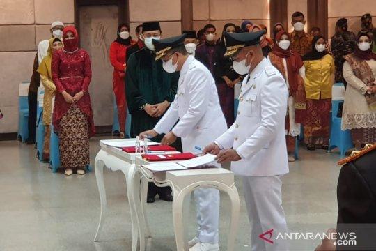"""Bupati Algafry lanjutkan program """"Bangka Tengah Unggul"""""""