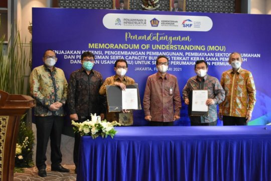 PII-SMF dorong proyek skema KPBU untuk infrastruktur perumahan