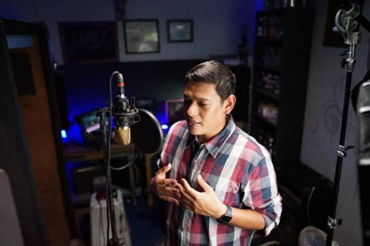 Wali Kota Kediri kampanye donor plasma konvalesen melalui lagu
