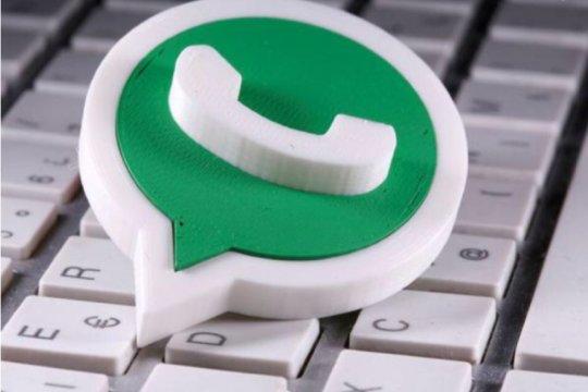 WhatsApp uji coba desain baru tata letak untuk berbagi foto