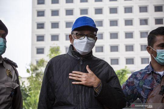 Pasca OTT, Gubernur Sulsel Nurdin Abdullah akhirnya tiba di KPK