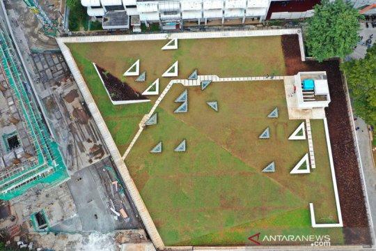 Perkembangan revitalisasi Taman Ismail Marzuki