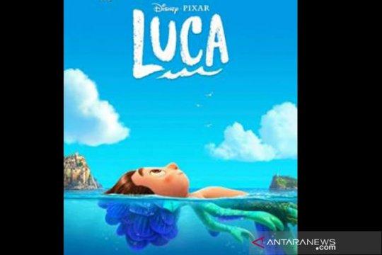 """Trailer dan poster film animasi """"Luca"""" dirilis"""