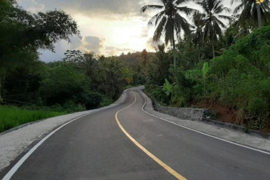 Kementerian PUPR rampungkan peningkatan jalan di DPSP Manado-Likupang