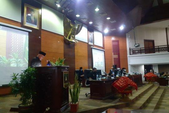 Gubernur Sumbar masih tempati rumah dinas Wali Kota Padang