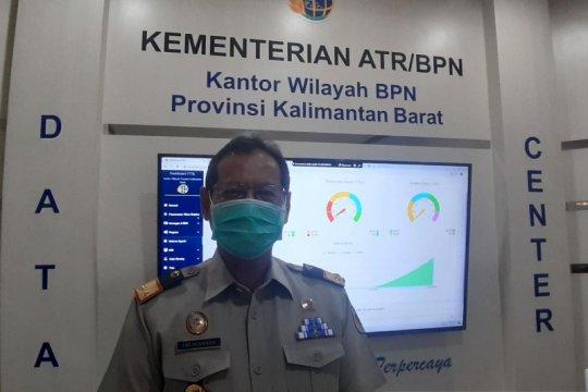 BPN Kalbar siap berikan data untuk penanganan Karhutla