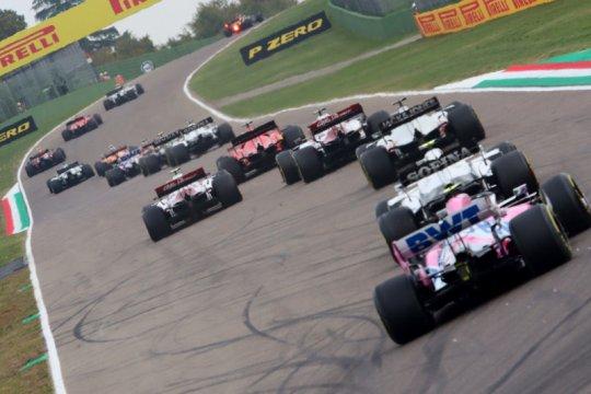 Judul Grand Prix di Imola kemungkinan terpanjang di sejarah F1
