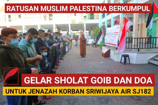 "Solidaritas ""people to people"" RI-Palestina tak pernah padam"