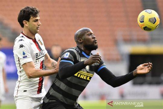 Liga Italia : Inter Milan vs Genoa