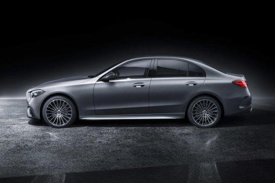 Mercedes-Benz C-Class listrik mungkin akan rilis setelah 2024