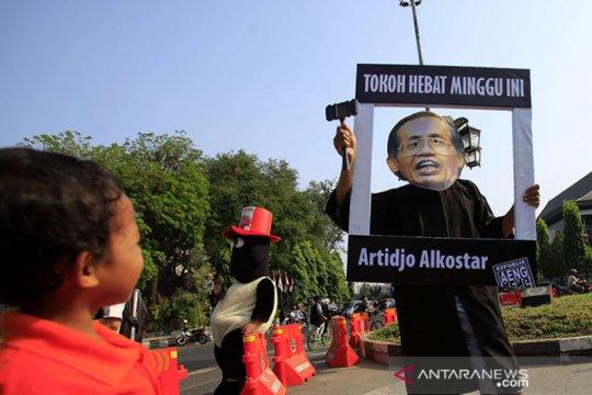Ketua DPD turut berduka atas berpulangnya Artidjo Alkostar