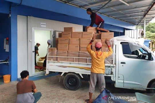 Menteri Trenggono: Bantuan gudang beku tanggulangi dampak pandemi