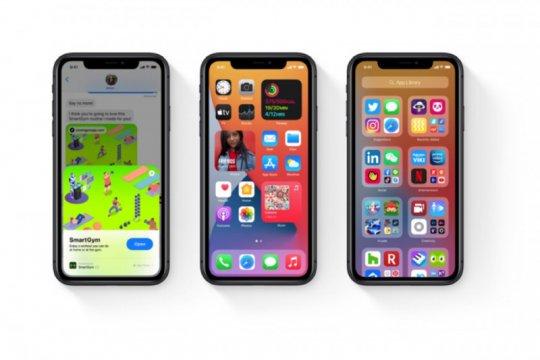 86 persen iPhone telah adopsi iOS 14