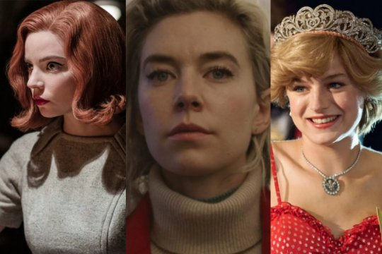 Aktor dan aktris yang jadi pendatang baru dalam nominasi Golden Globe