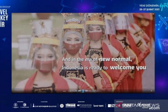 KBRI Ankara gencarkan promosi pariwisata di Turki secara daring
