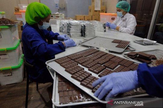 Bali ekspor olahan cokelat ke Qatar