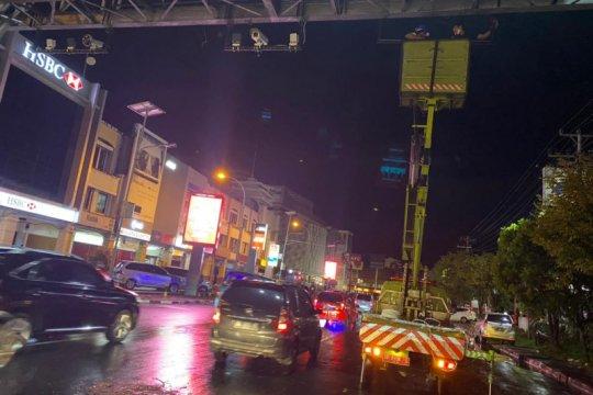 Kesiapan sistem tilang elektonik Sulawesi Utara diperiksa