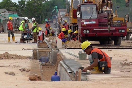 Angka kecelakaan kerja di Batam menurun