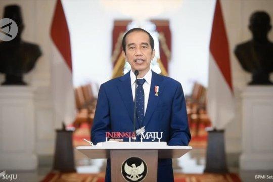 Presiden: Indonesia beruntung sudah bergerak amankan vaksin