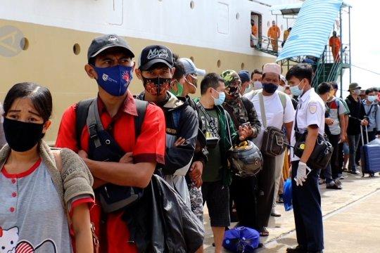 Razia COVID-19 di Kalbar sasar penumpang moda transportasi laut