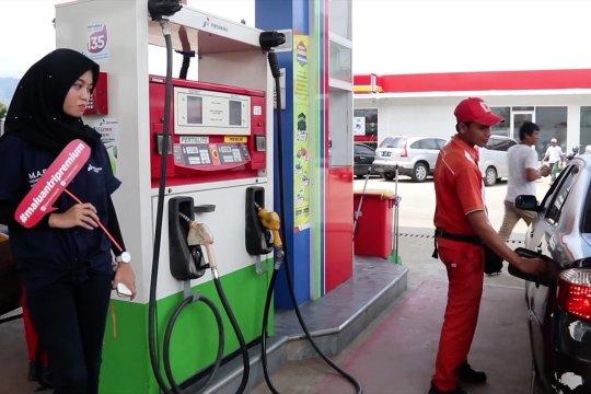 Cuaca buruk sebabkan keterlambatan suplai BBM di Aceh