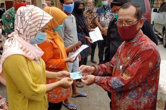 Disdukcapil Kota Pekalongan jemput bola ganti dokumen korban banjir