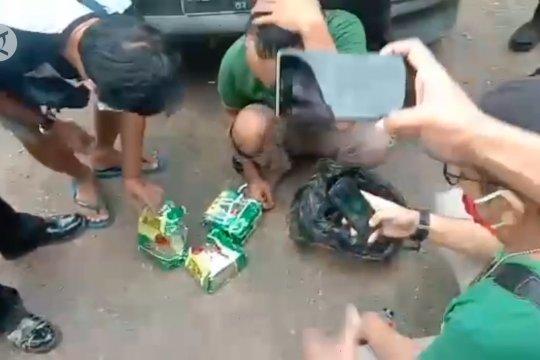 21,7 kg sabu asal Malaysia gagal diselundupkan di perbatasan