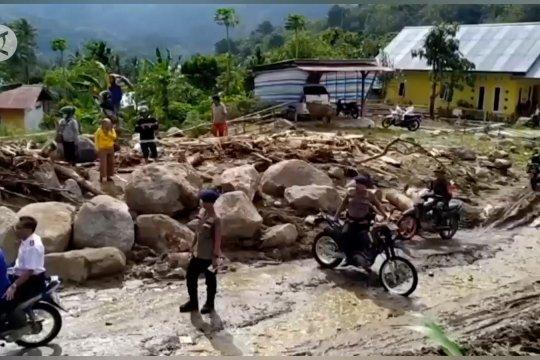 BMKG Palu sebut wilayah rawan banjir dan longsor di Sulteng