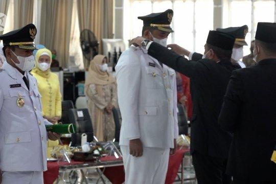 Gubernur Sumut imbau bupati dan wali kota segera konsolidasi