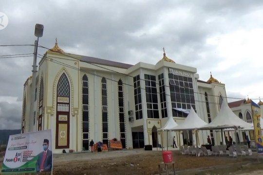 Kemenag RI resmikan kampus IAIN di Kabupaten Sigi