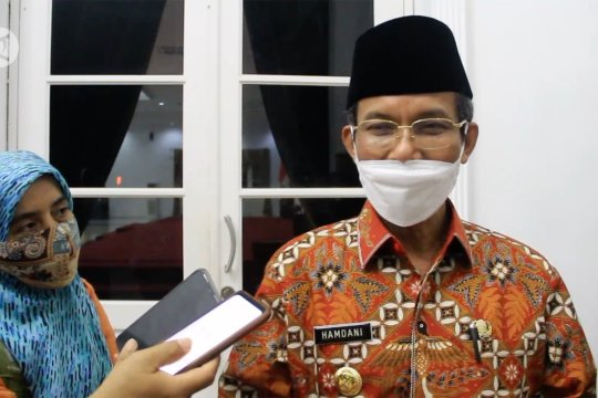 Kepala daerah dilantik virtual, tidak ada perayaan setelah pelantikan