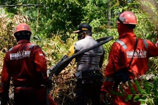 Peminjaman helikopter waterbombing di Riau tak semulus sebelumnya