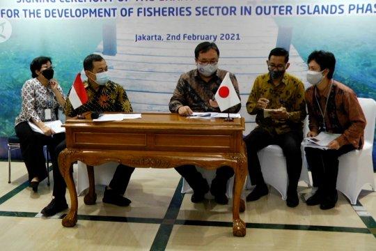 RI dapat hibah Rp 704 Miliar dari Jepang untuk bangun sentra perikanan