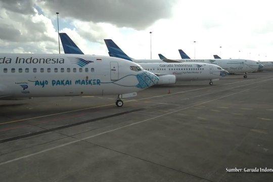 Garuda kembalikan 12 pesawat Bombardier CRJ 1000