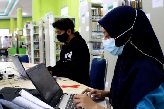 Inovasi layanan perpustakaan Kota Pontianak di masa pandemi