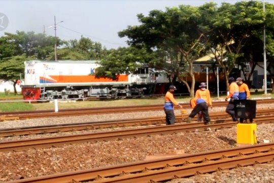 KAI Cirebon kembalikan 100 persen biaya tiket perjalanan yang dibatalkan