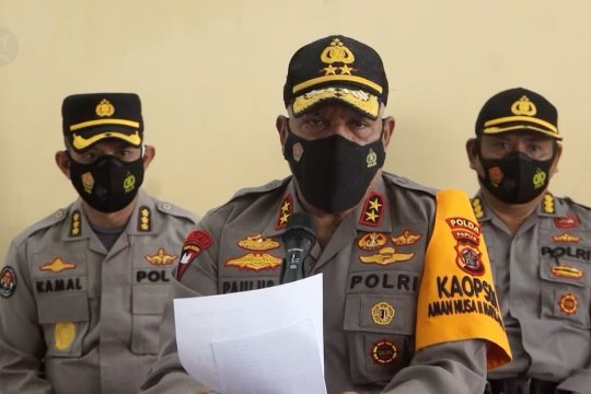 Kapolda Papua petakan 3 daerah rawan gangguan KKB