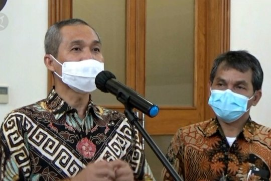 KPK: hukuman mati bagi pejabat korupsi saat bencana dimungkinkan
