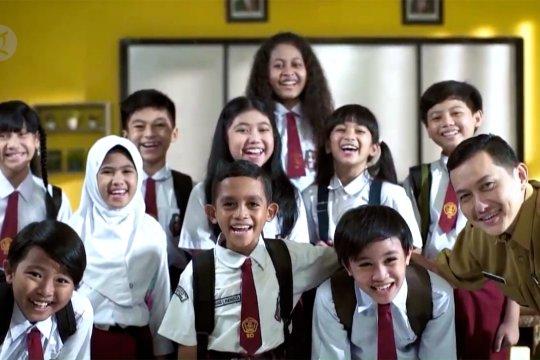 Mendikbud Nadiem luncurkan program sekolah penggerak