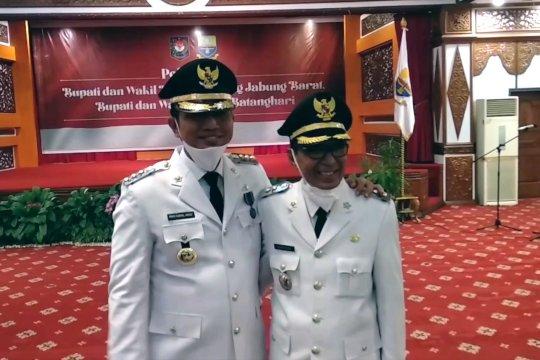 Mengenal dua mantan sekda peruntuh dinasti politik Batanghari
