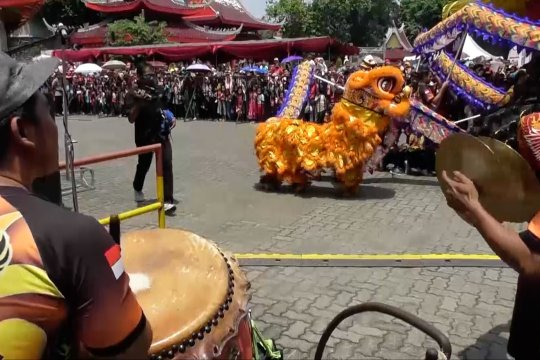 Pemkot Semarang larang kegiatan kerumunan saat imlek